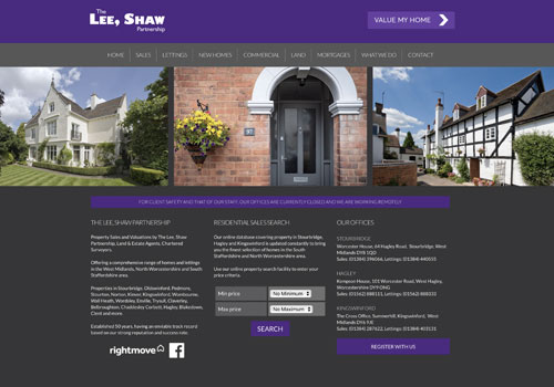 The Lee, Shaw Partnership