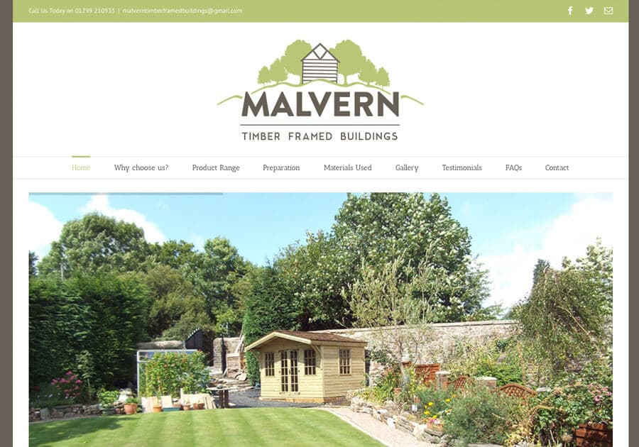 Malvern Timber Framed Buildings