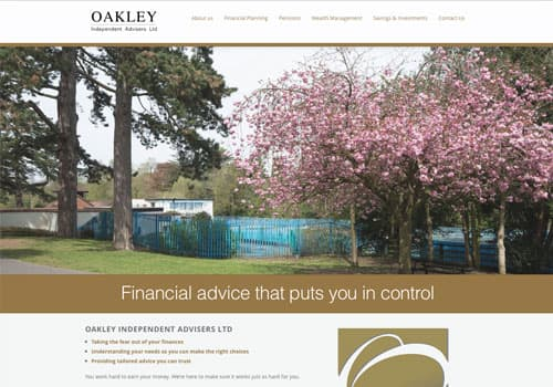Oakley Independent Advisers