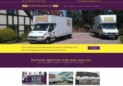 Severn Estates Removals