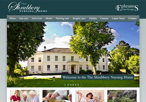 Shrubbery Nursing Home
